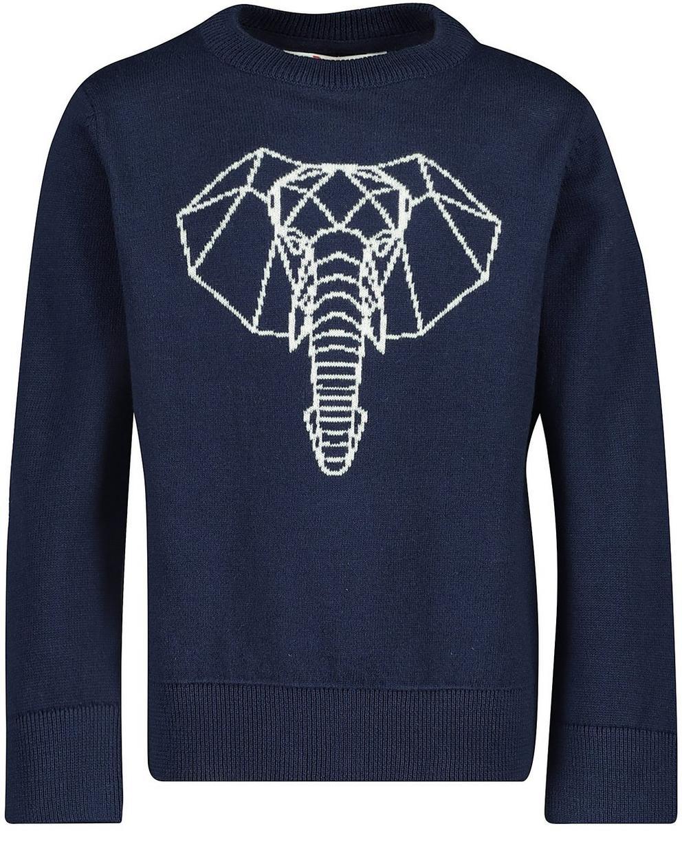 Pullover mit Tierprint - BESTies - Best price
